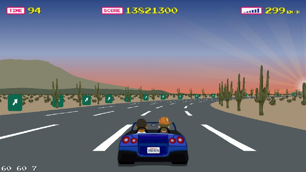 Screenshot of Thug Racer