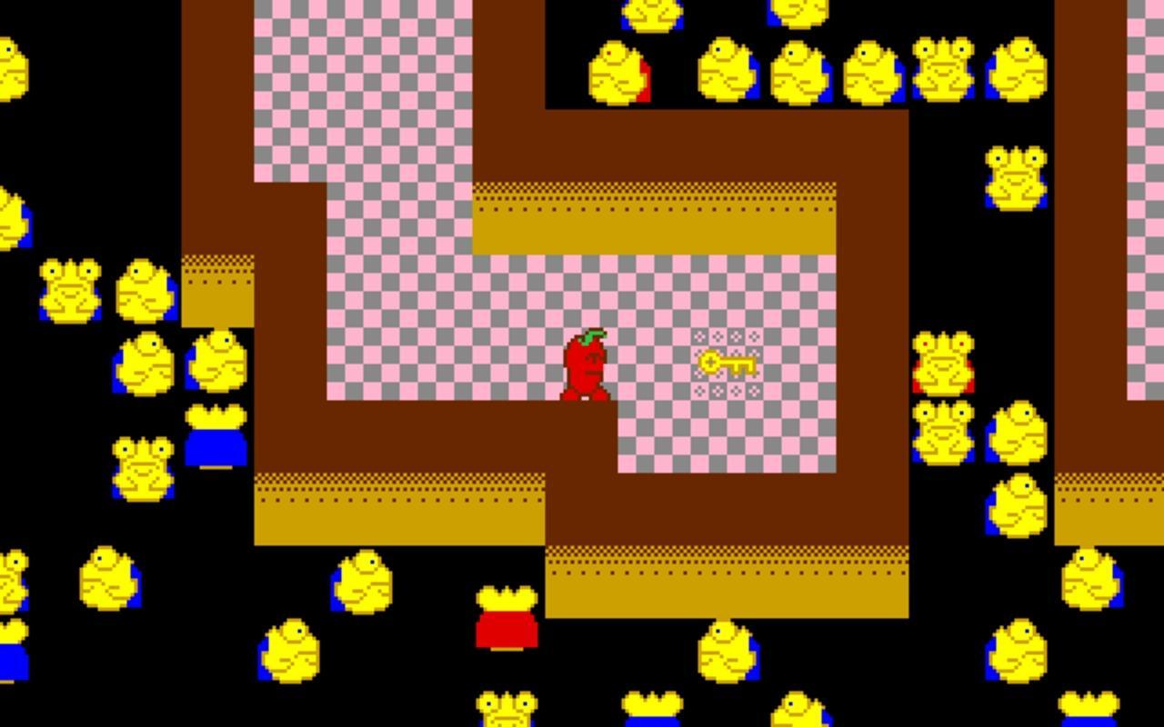 Screenshot of Horse Game
