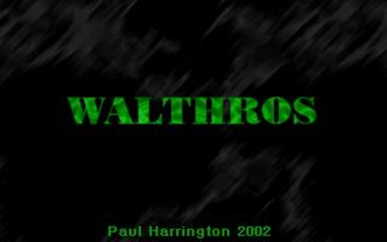 Screenshot of Walthros