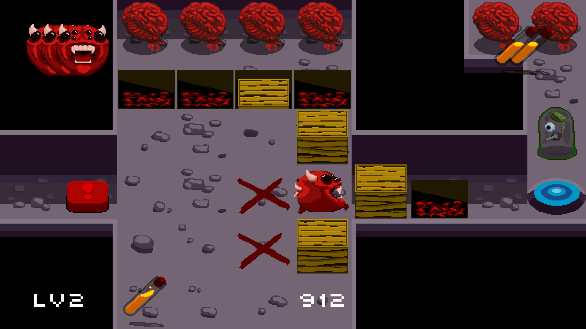 Screenshot of Super Brain Eat 3.5