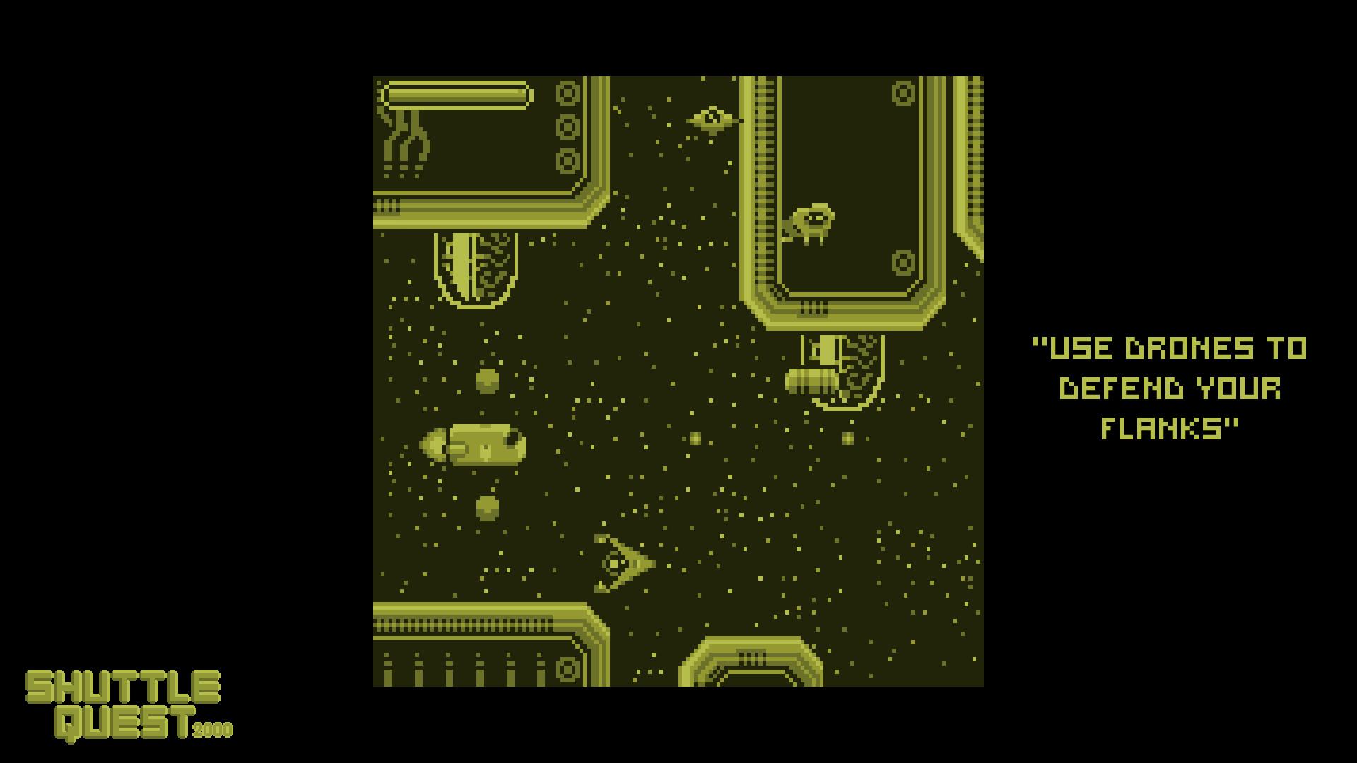 Screenshot of Shuttle Quest 2000
