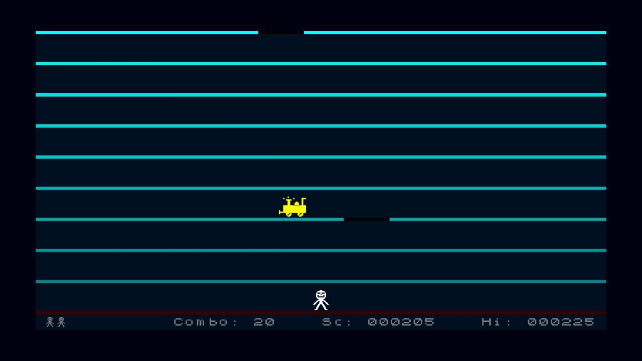 Screenshot of Jumping Jack
