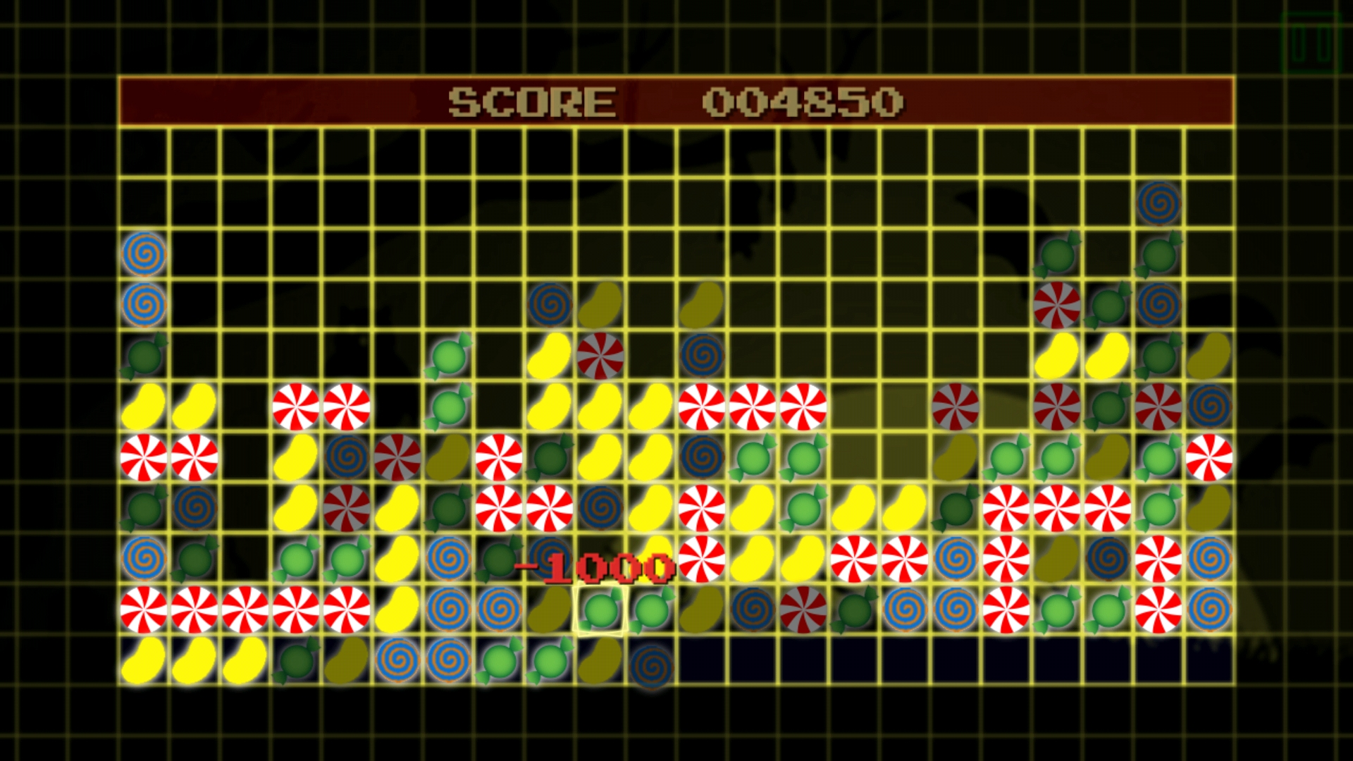 Screenshot of Popping Candy