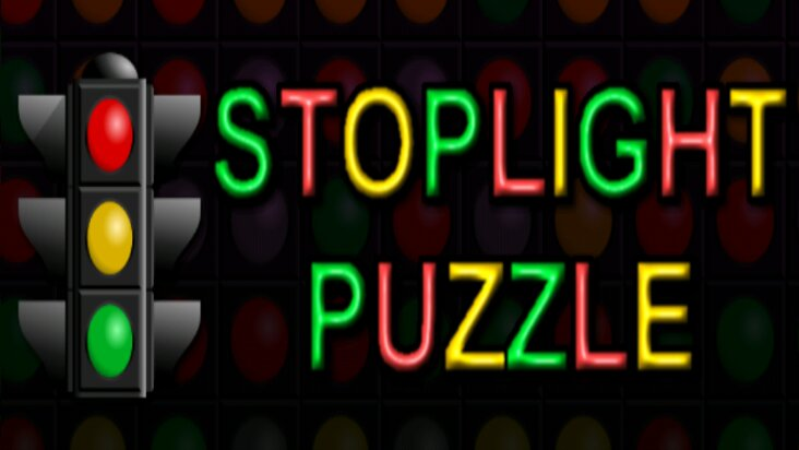 Screenshot of ../game/com.tcksoft.stoplightpuzzle.htm