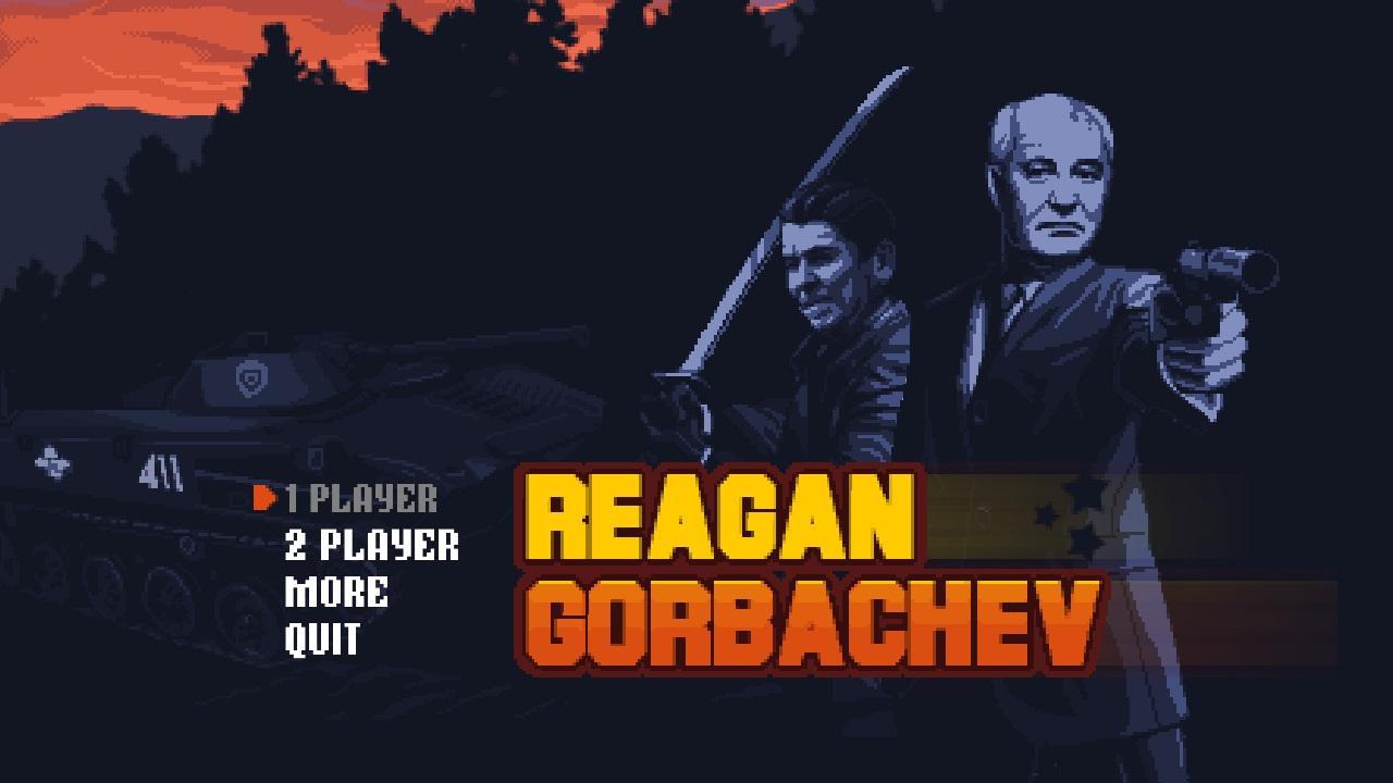 Screenshot of Reagan Gorbachev