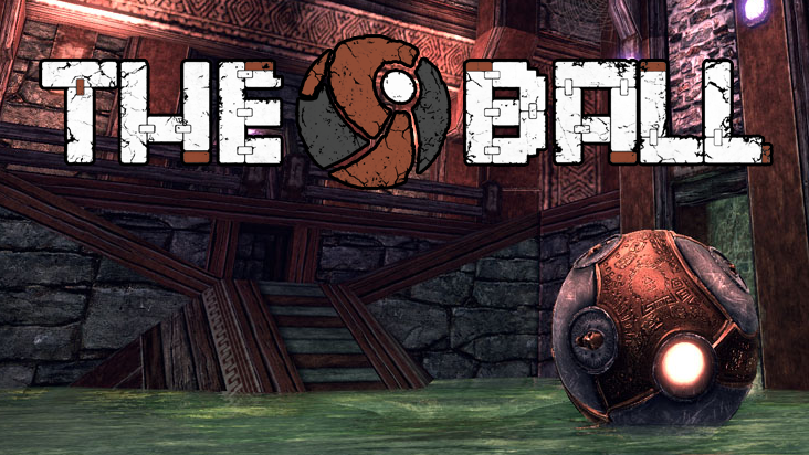 Screenshot of ../game/com.teotl.TheBall.htm
