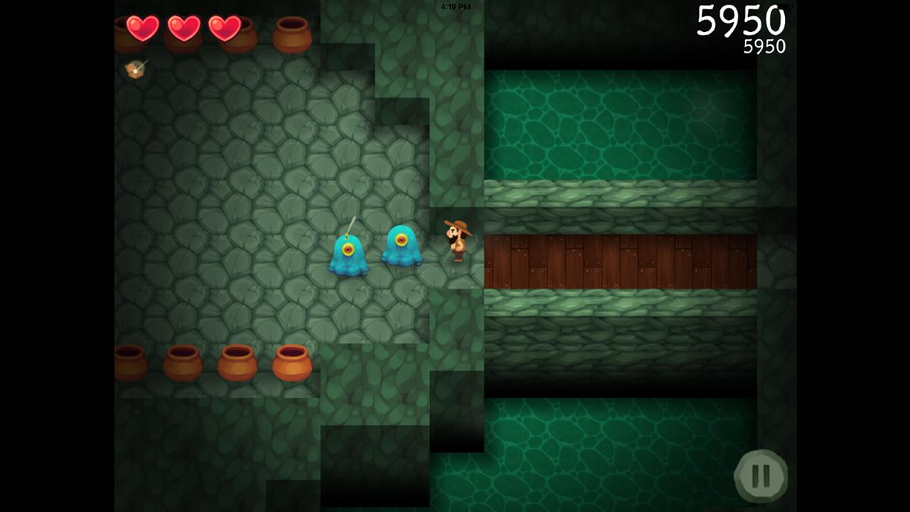 Screenshot of Time To Die: Dungeons