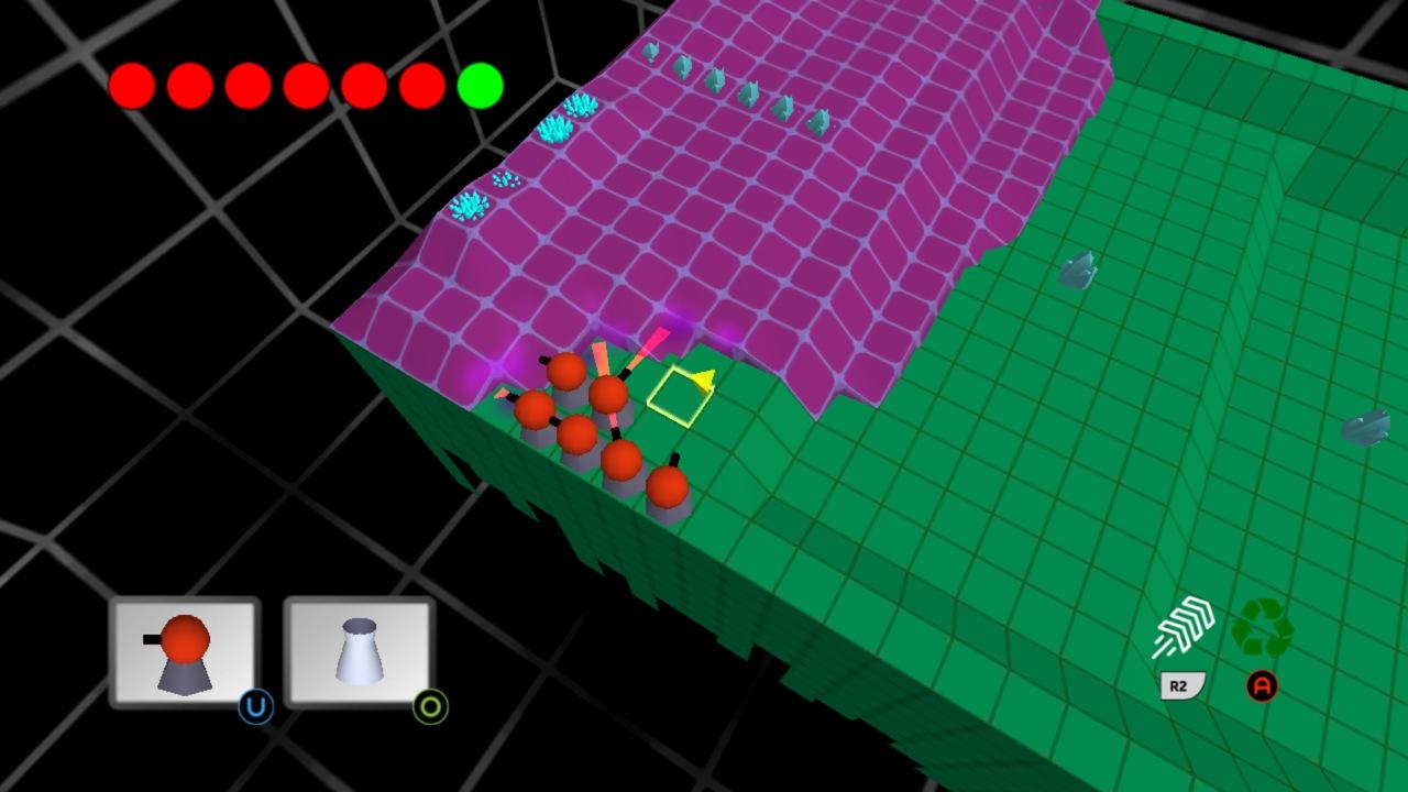 Screenshot of Gooze
