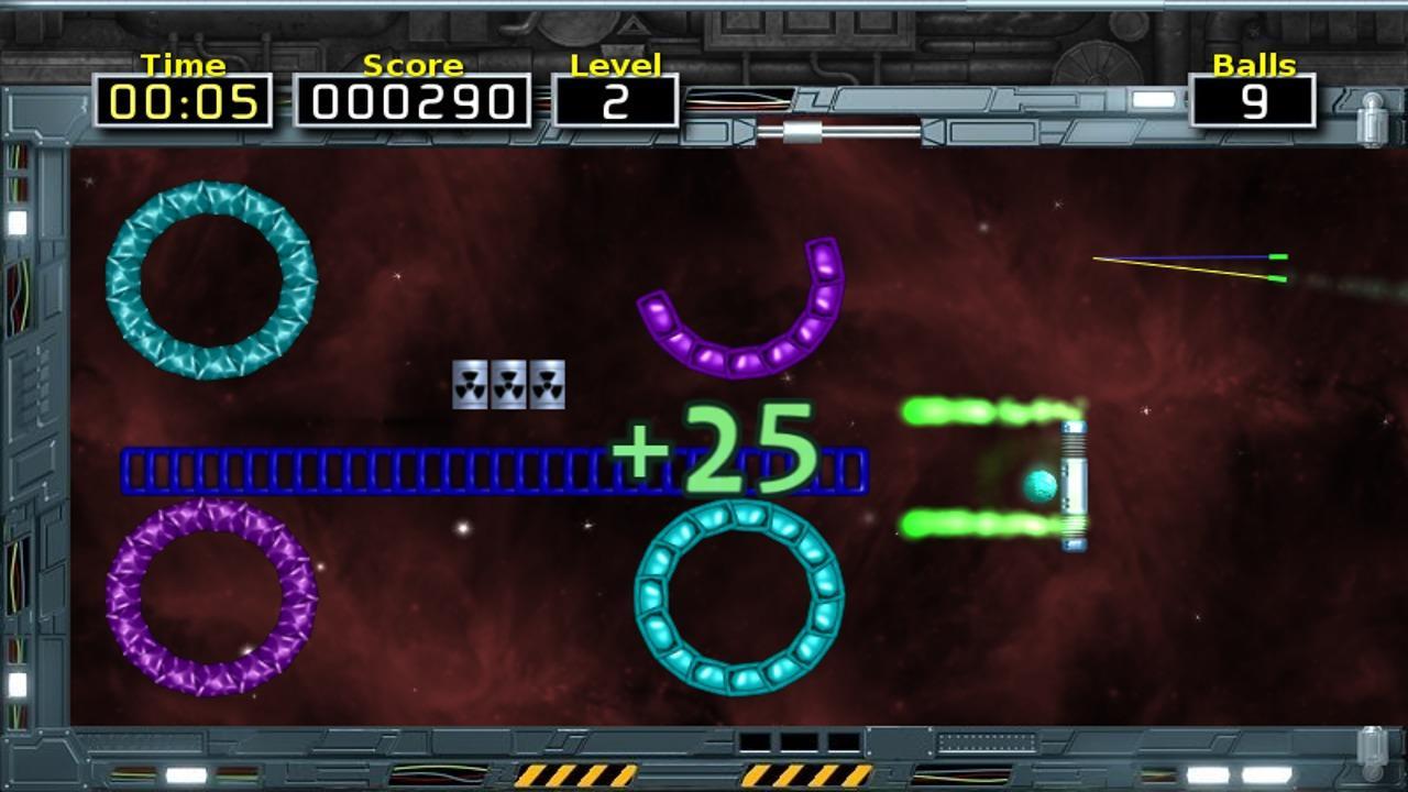 Screenshot of Krakoid: Special Edition
