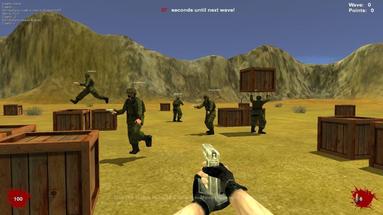 Screenshot of Survive!