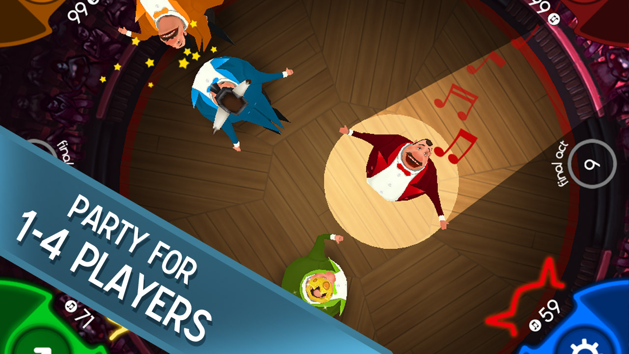 Screenshot of King of Opera - Multiplayer Party Game!