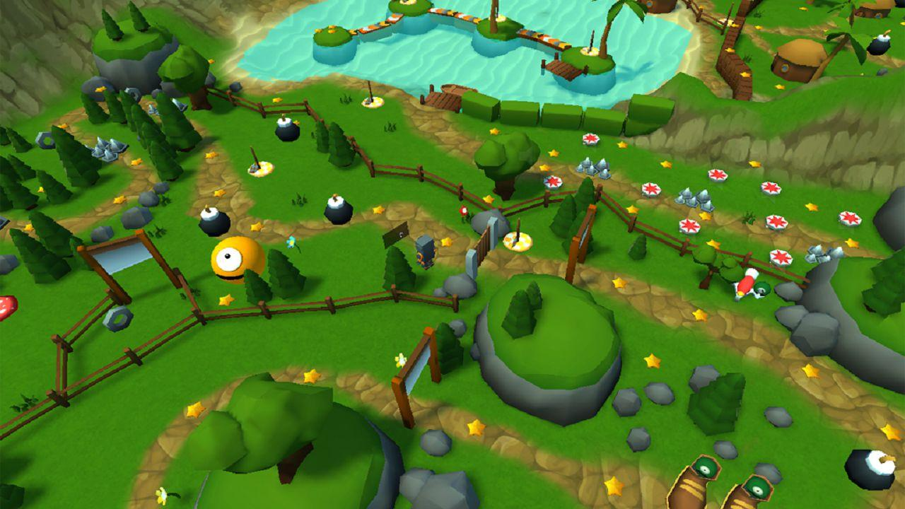 Screenshot of Blobs Adventure