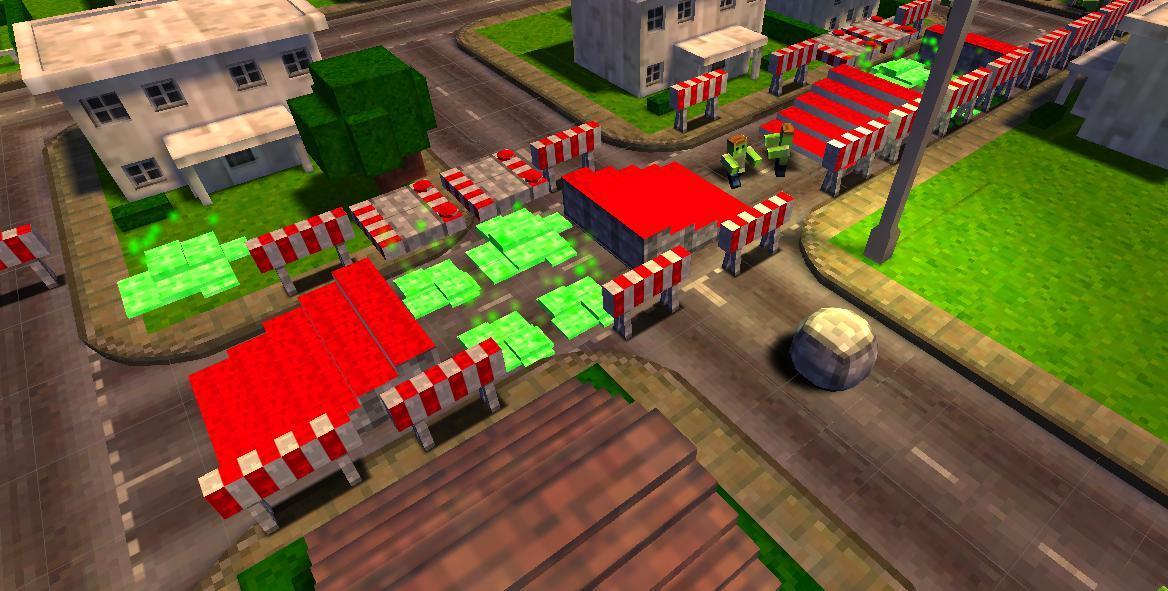 Screenshot of Rock Vs Zombies
