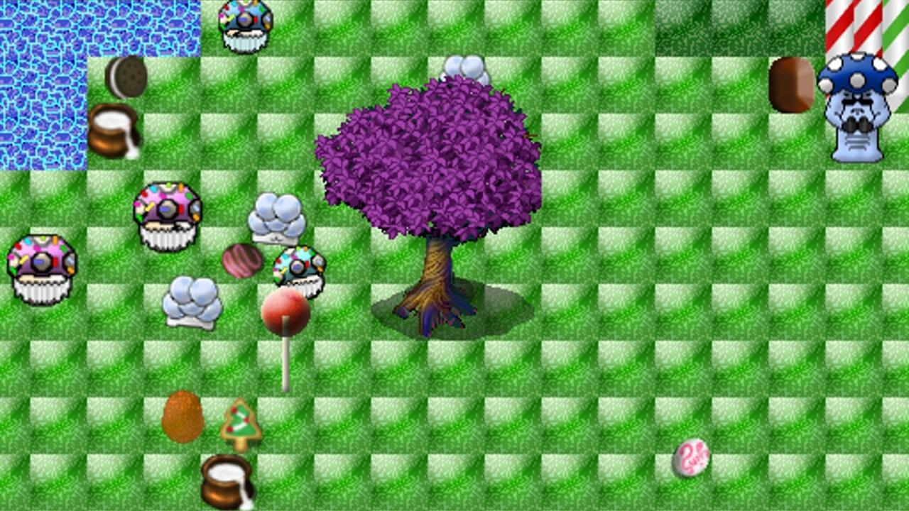 Screenshot of MushRoom Bounce!