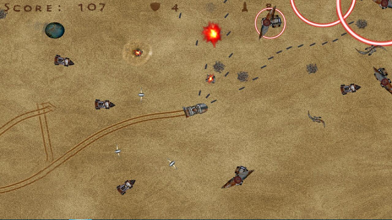 Screenshot of Salvage