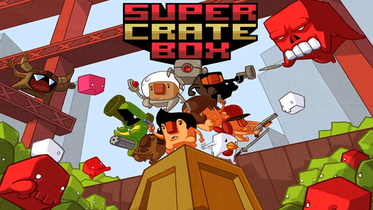 Screenshot of Super Crate Box