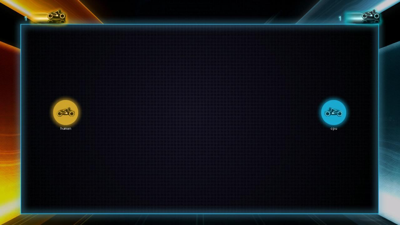 Screenshot of Super Light Cycles