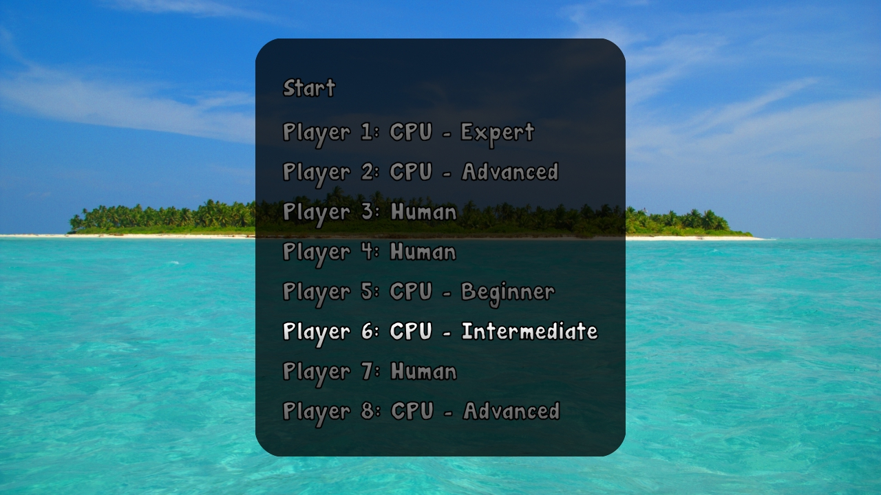 Screenshot of Bubbliminate