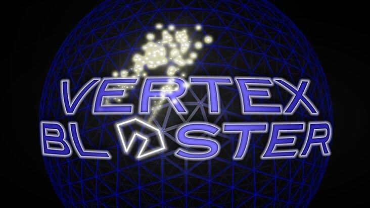 Screenshot of Vertex Blaster