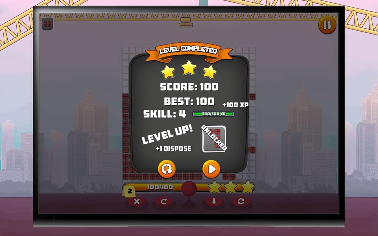 Screenshot of Build It Up