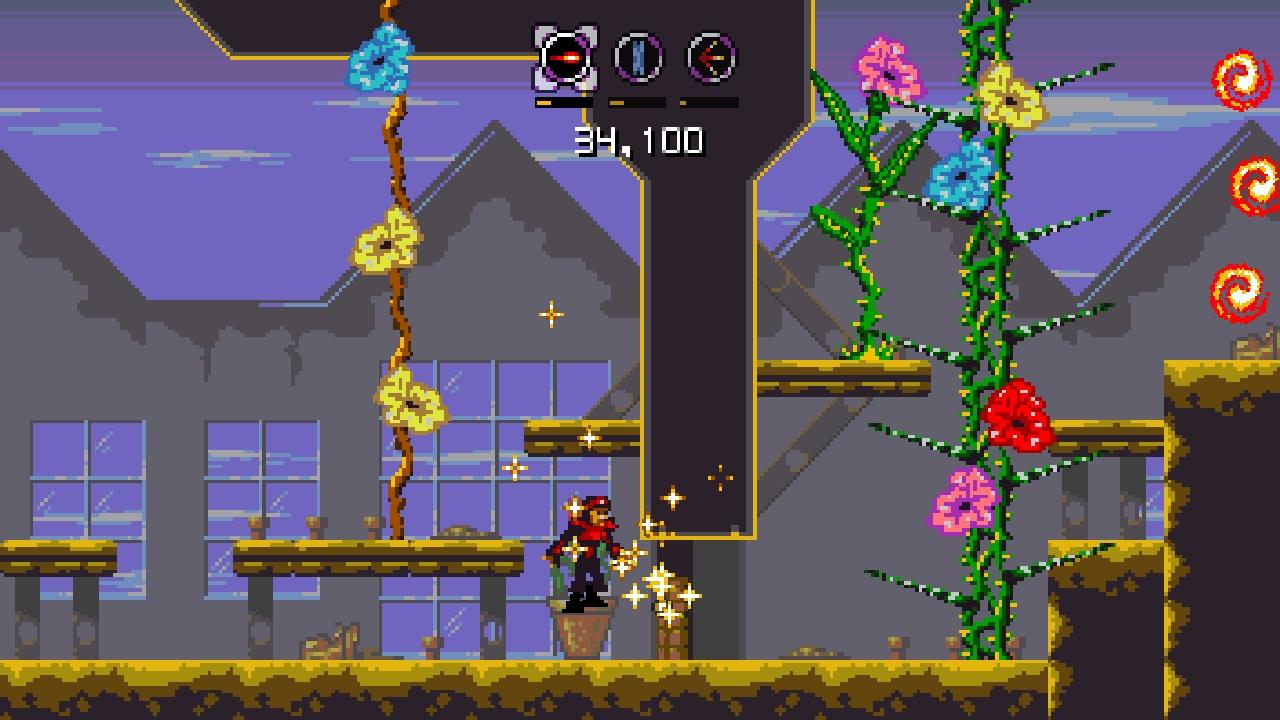 Screenshot of X S.E.E.D