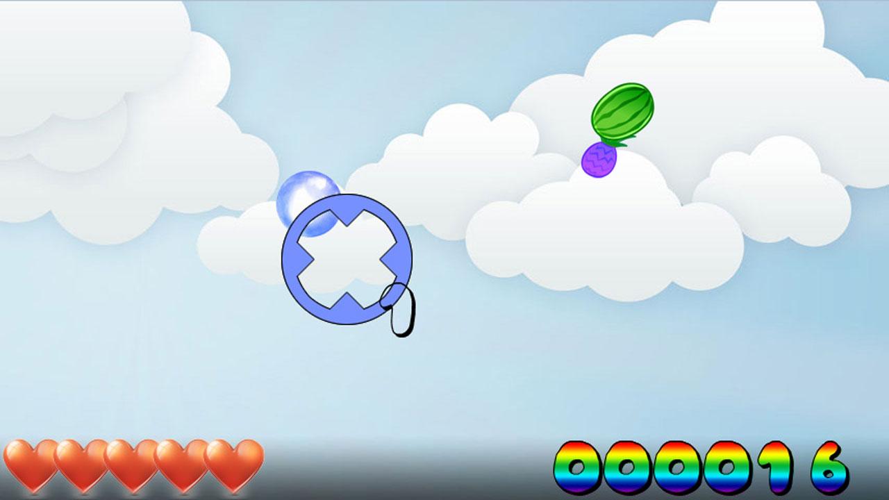 Screenshot of Bubbles Hunter 2