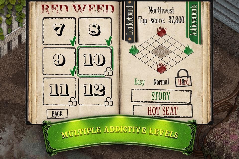Screenshot of Red Weed