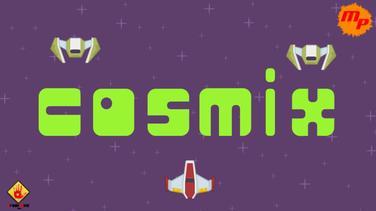 Screenshot of Cosmix