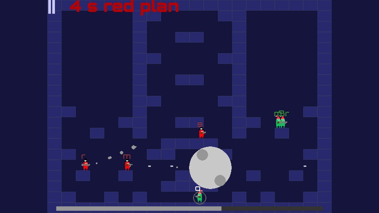 Screenshot of Frozen Bullet