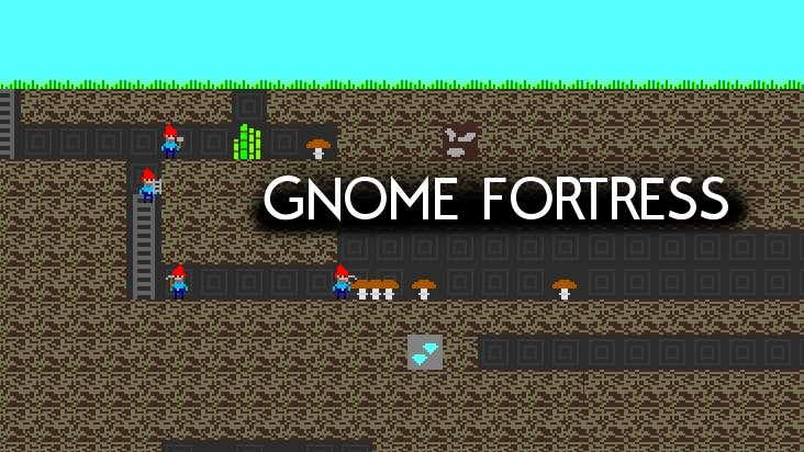 Screenshot of ../game/de.blubberquark.gnomefortress.htm