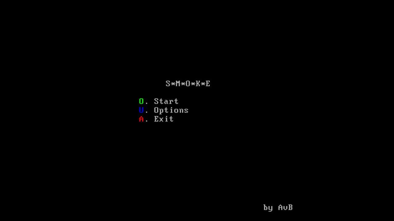 Screenshot of S*M*O*K*E