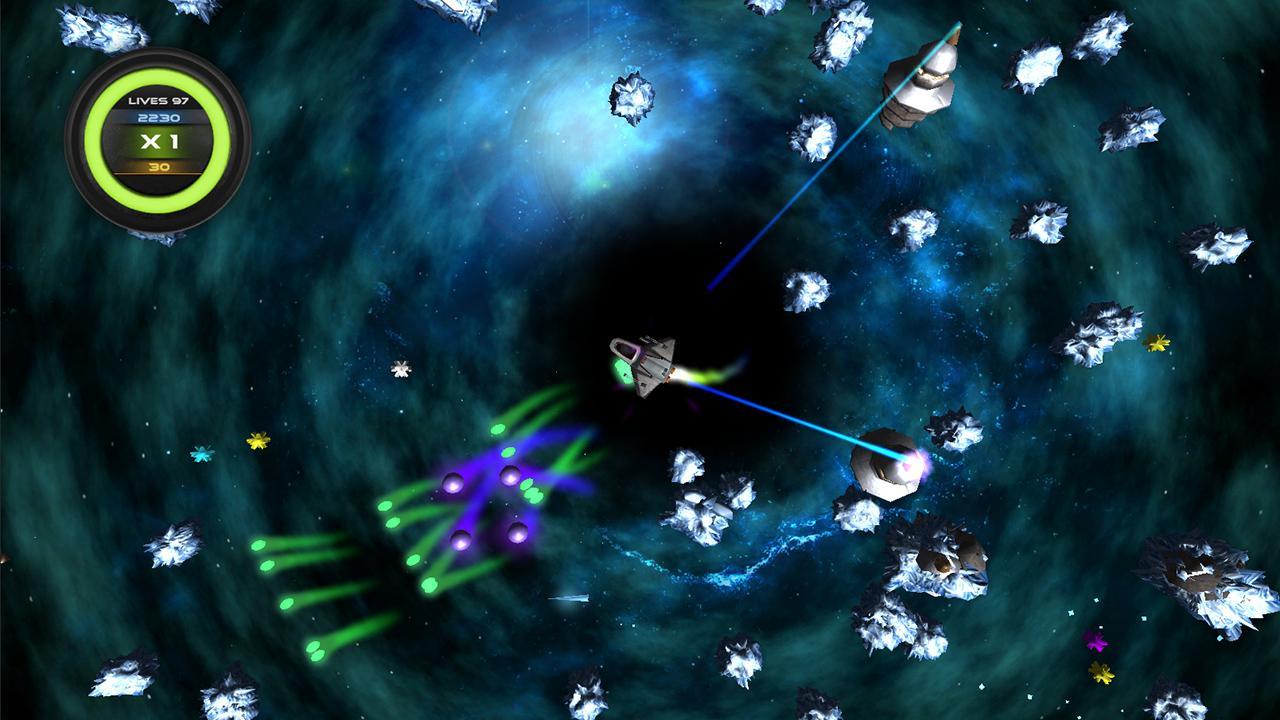 Screenshot of Black Hole