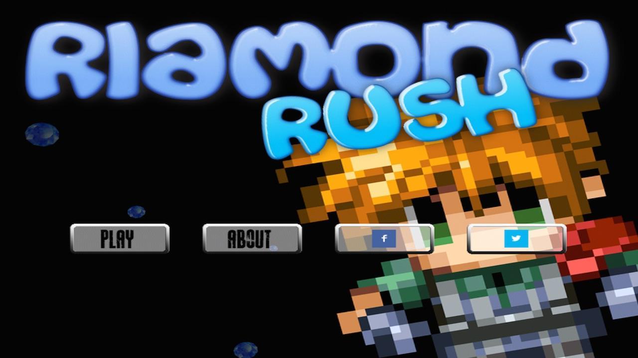 Screenshot of Riamond Rush