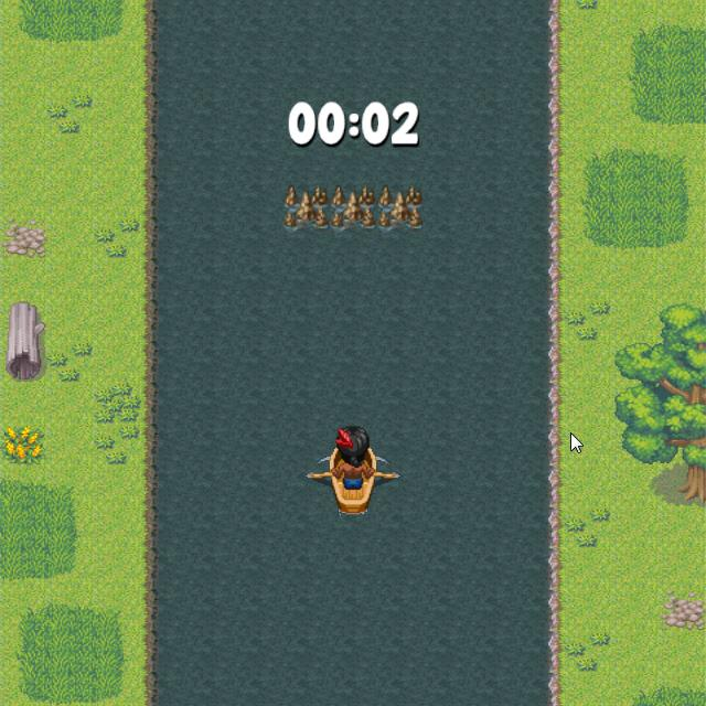 Screenshot of Indian Escape!