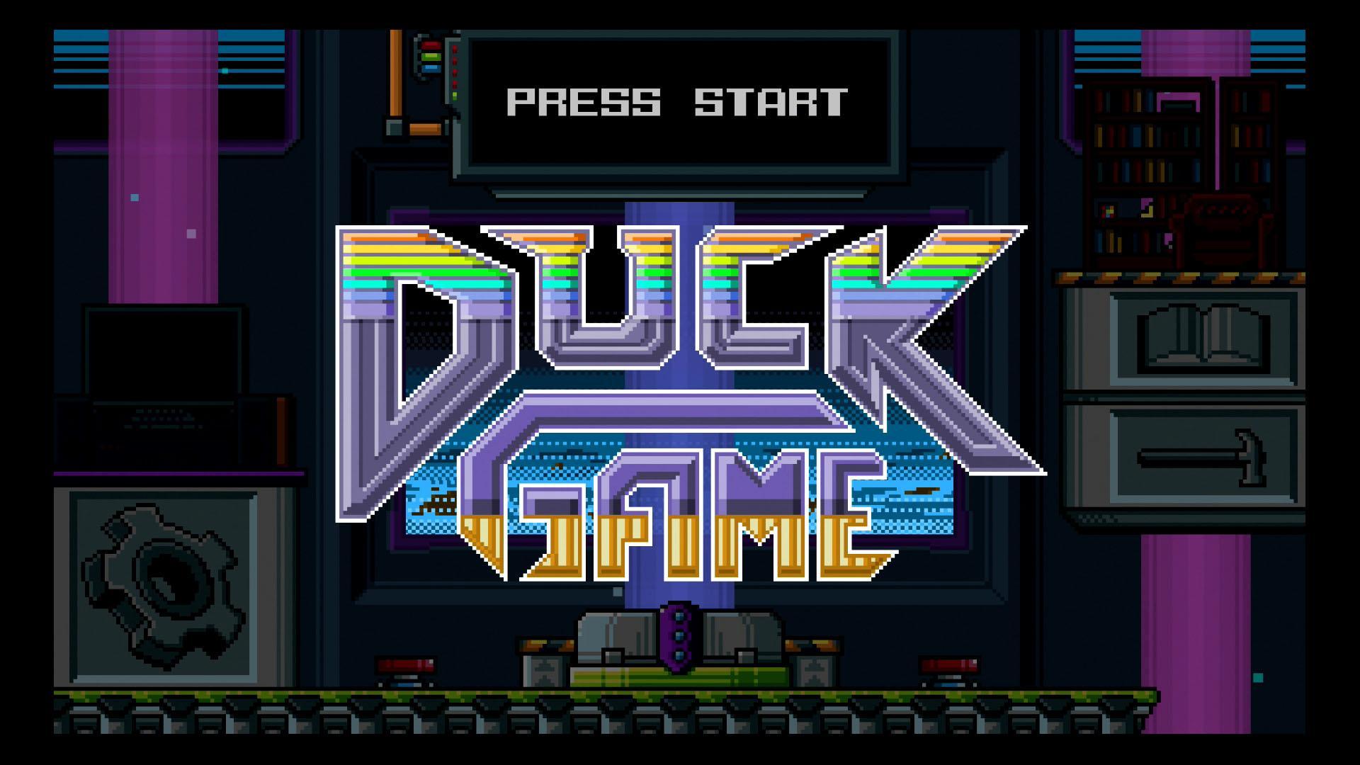 Screenshot of DUCK GAME
