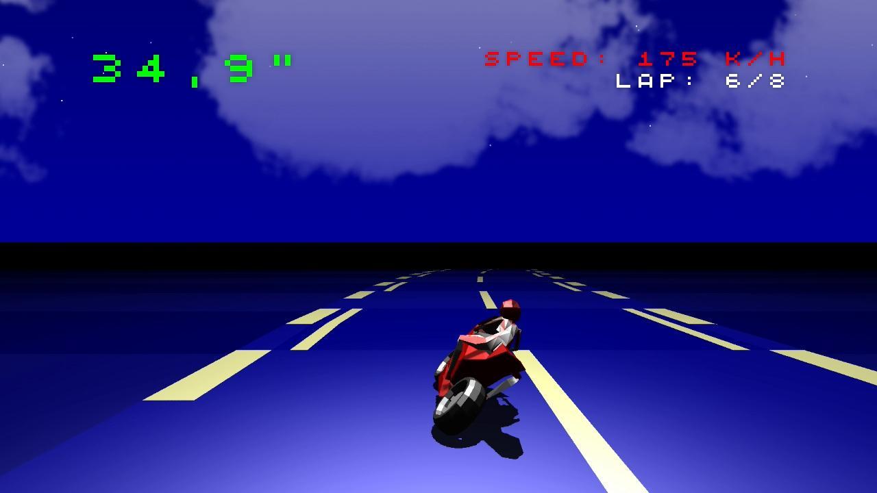 Screenshot of Night Riders