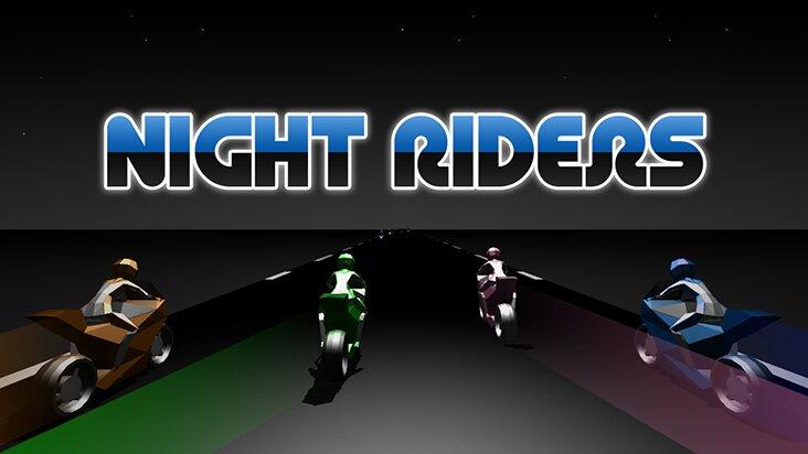 Screenshot of ../game/fr.baka_neko.nightriders_ouya.htm