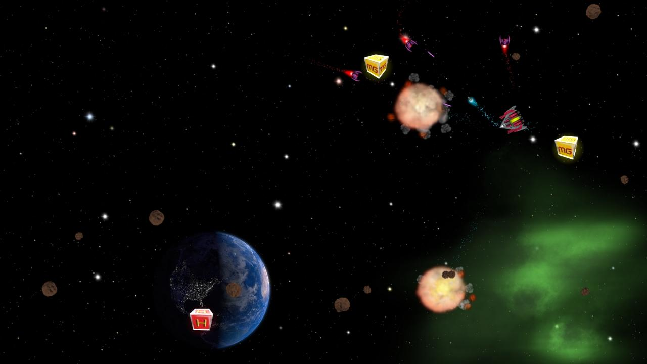 Screenshot of World Destroyers
