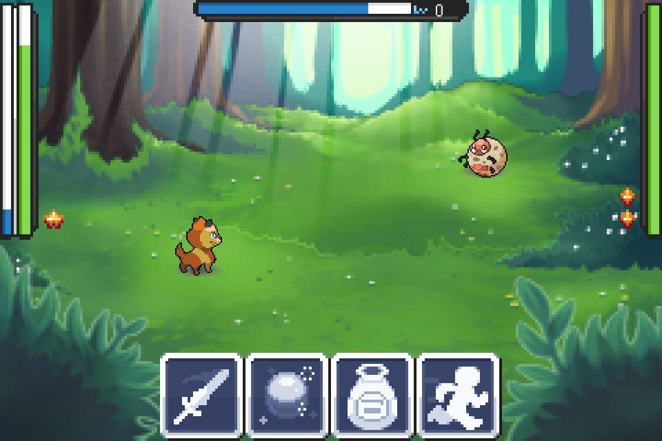 Screenshot of EvoCreo - Console Edition