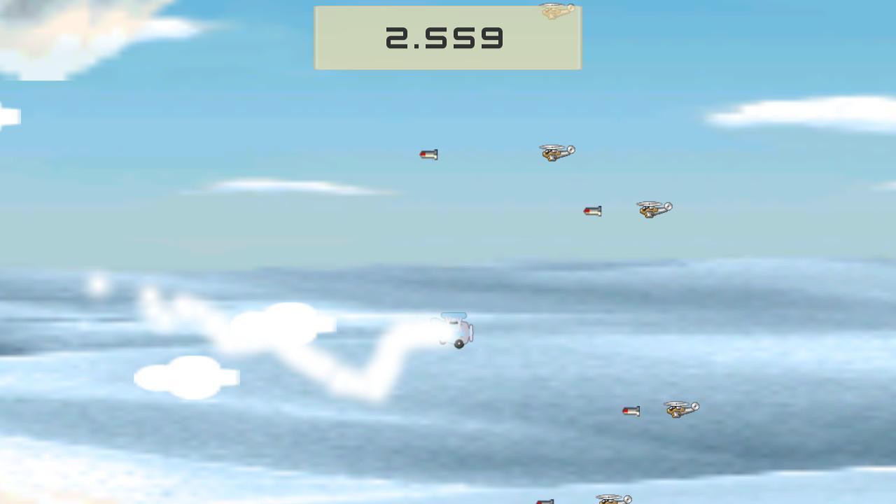 Screenshot of Aerial Dodge