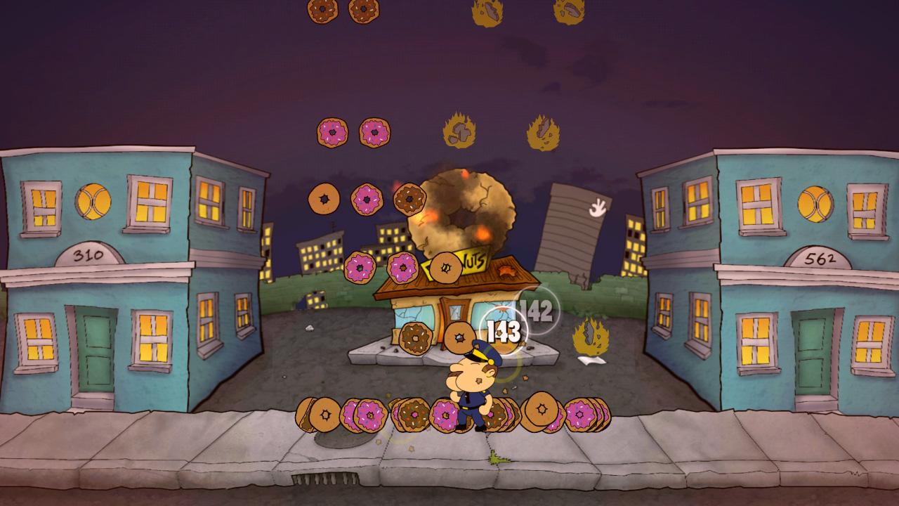 Screenshot of DONUT GET!
