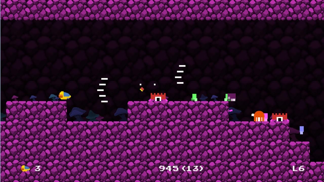 Screenshot of Mercurian