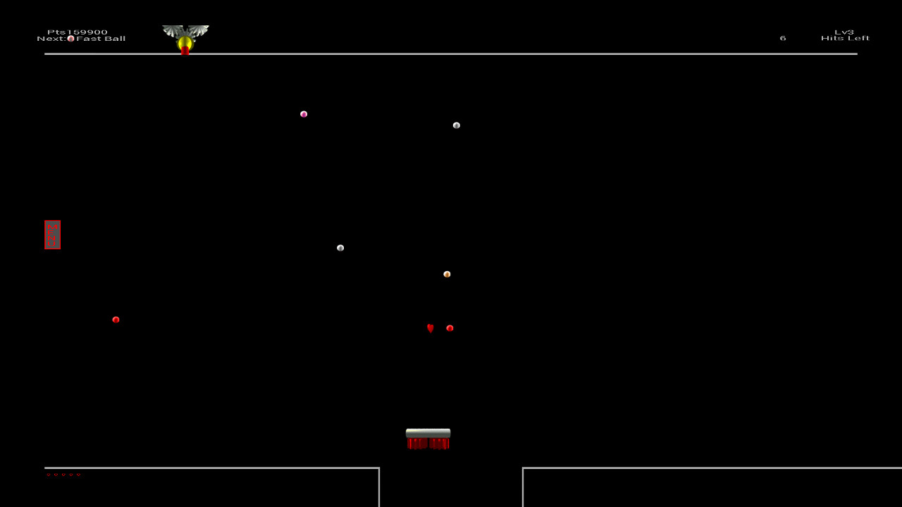 Screenshot of Don't Lose Your Balls!