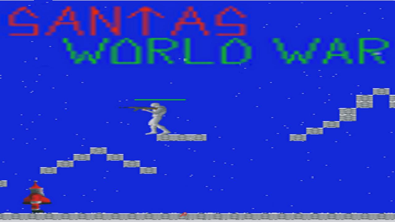 Screenshot of SantasWorldWar