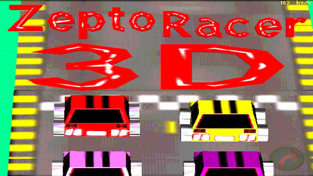 Screenshot of ZeptoRacer 3D