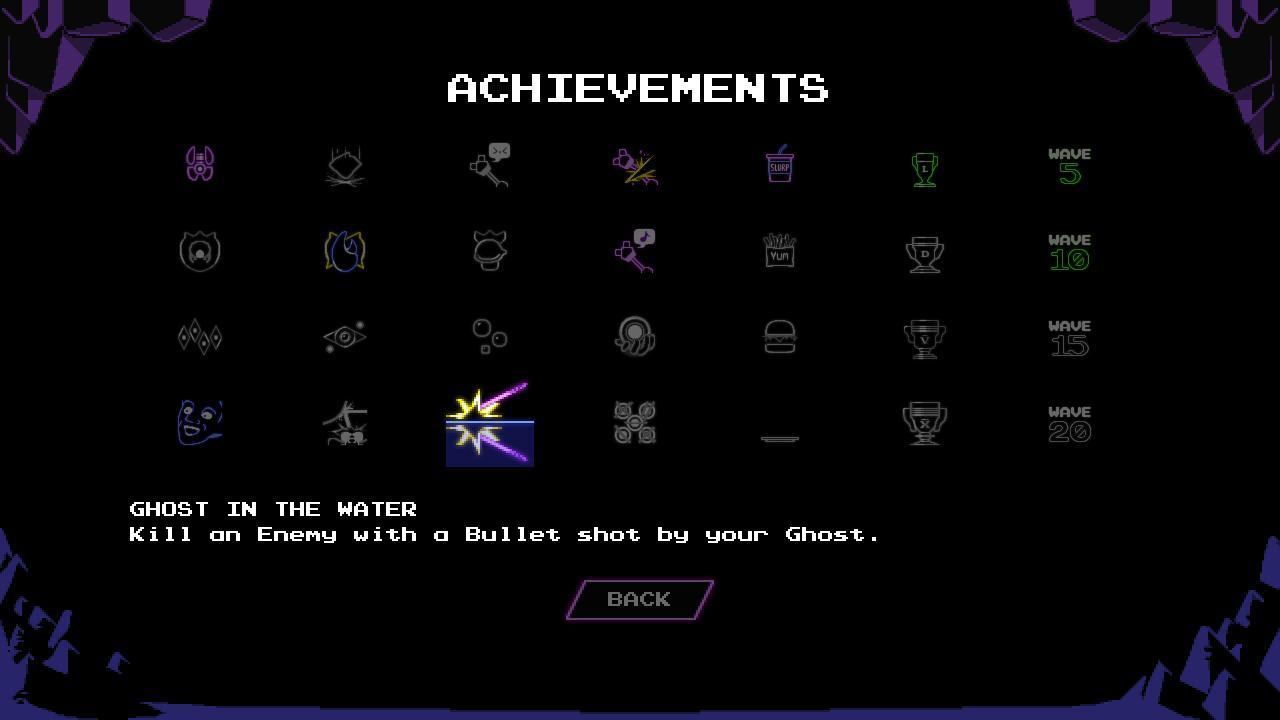 Screenshot of Neon Caves