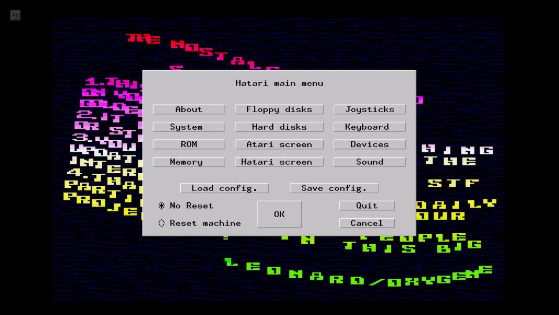 Screenshot of Atabee