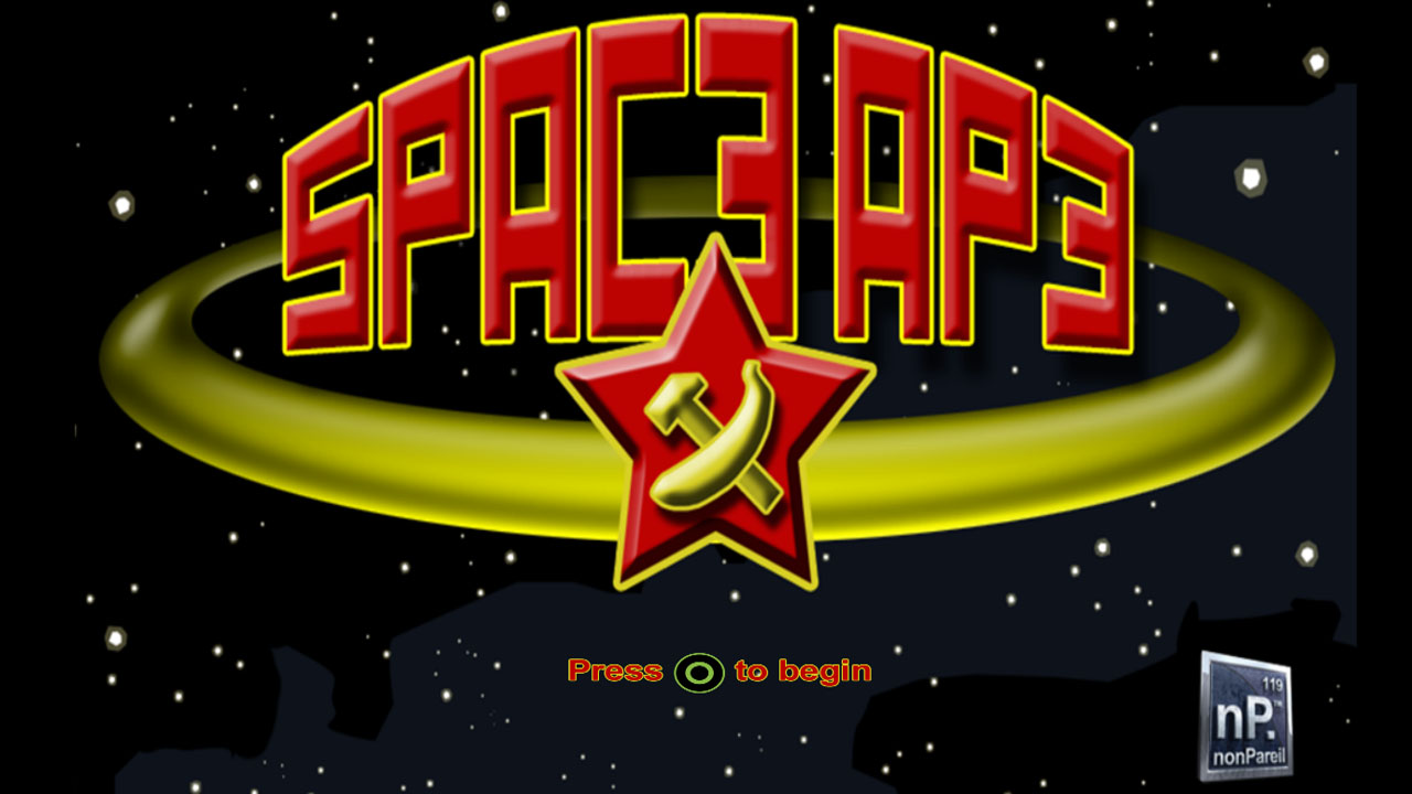 Screenshot of Space Ape
