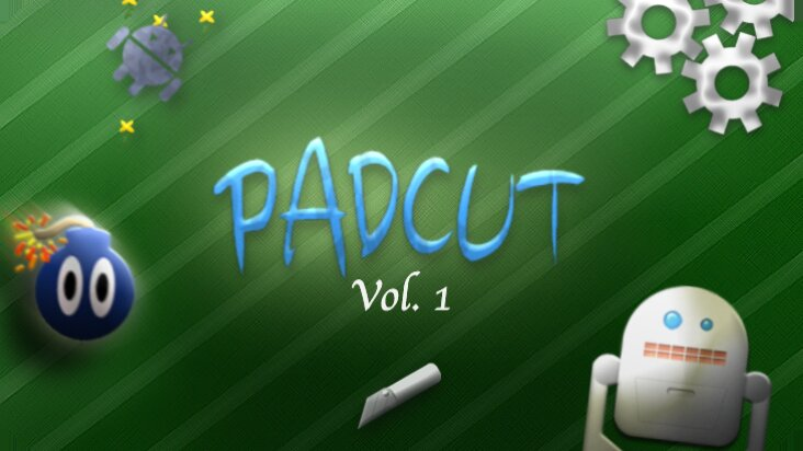 Screenshot of Padcut