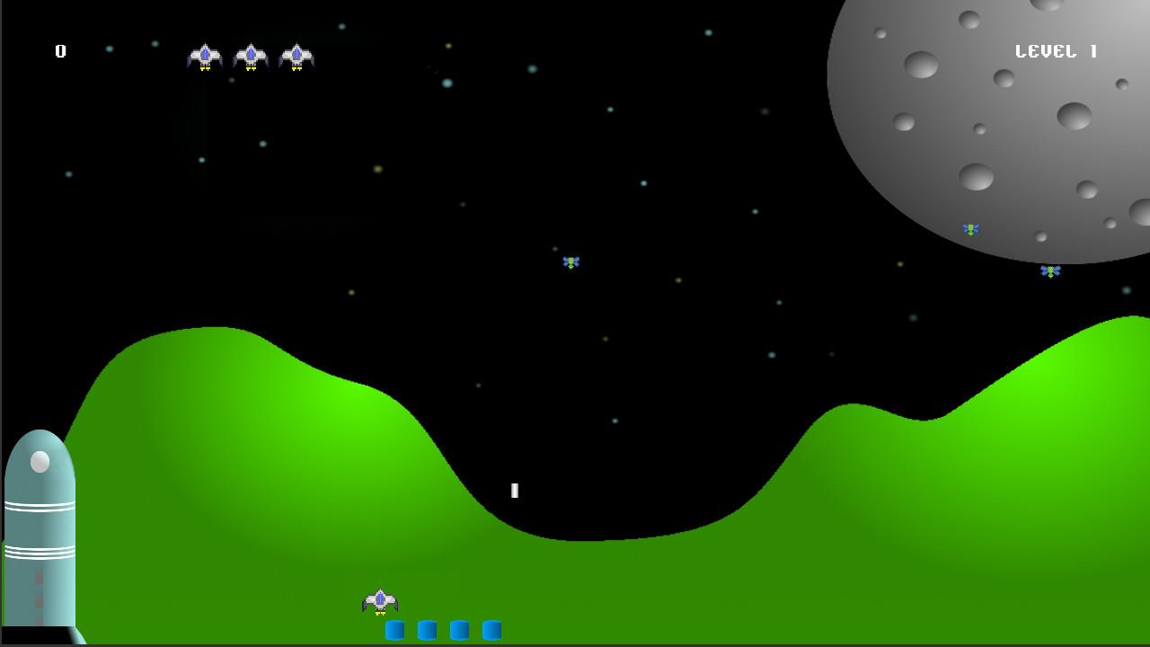 Screenshot of Moon Pest